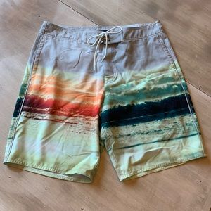 American Eagle Boardshorts drawstring w/ pockets
